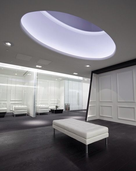 Net A Porter Offices In London Design