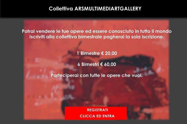 collettiva d'arte bimestrale