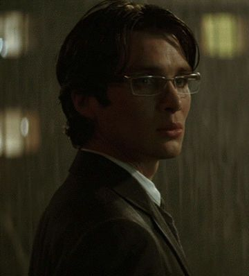Dr. Jonathan Crane played by Cillian Murphy. One of my favorite actors!