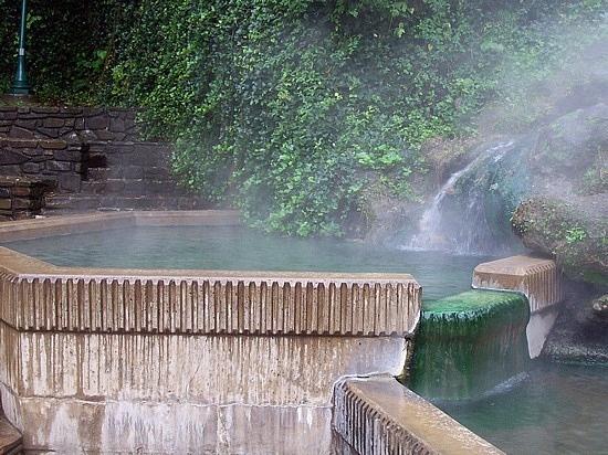 hot springs ar massage