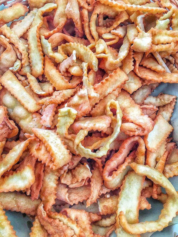 Chiacchiere di carnevale  #chicchedigrano  www.chicchedigrano.com