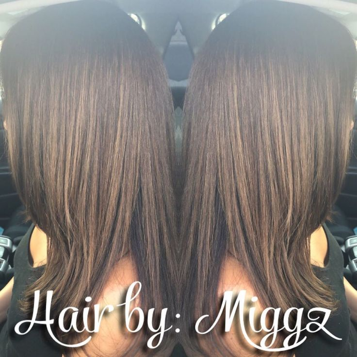 HairbyMiggz  haircut  haircolor  blowdrystyle  hairposts  matrix  morrocanoil  h…