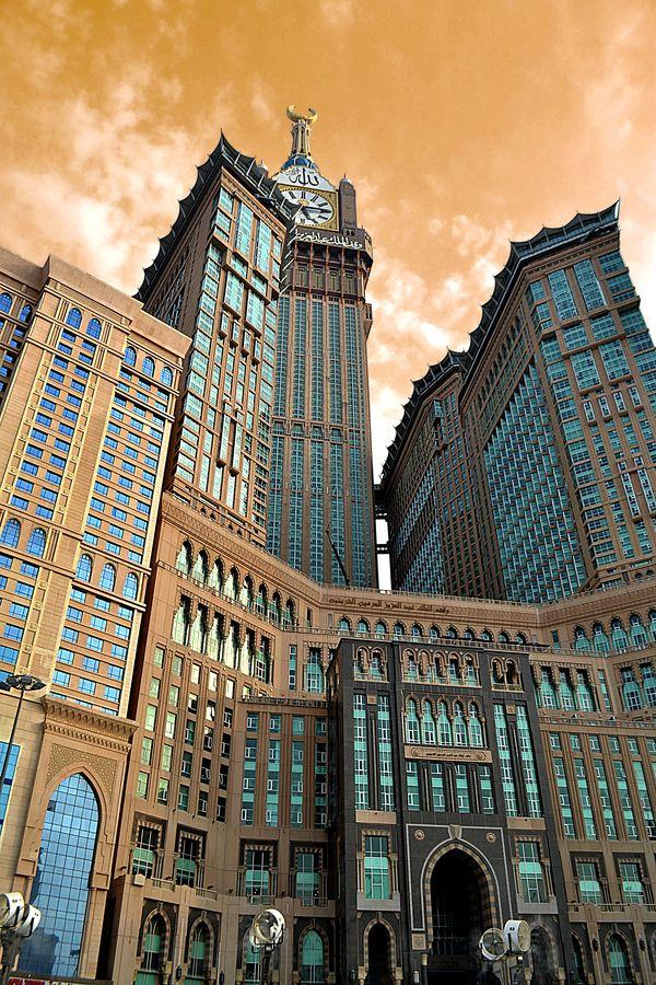 Makkah Towers, Mecca, Saudi Arabia