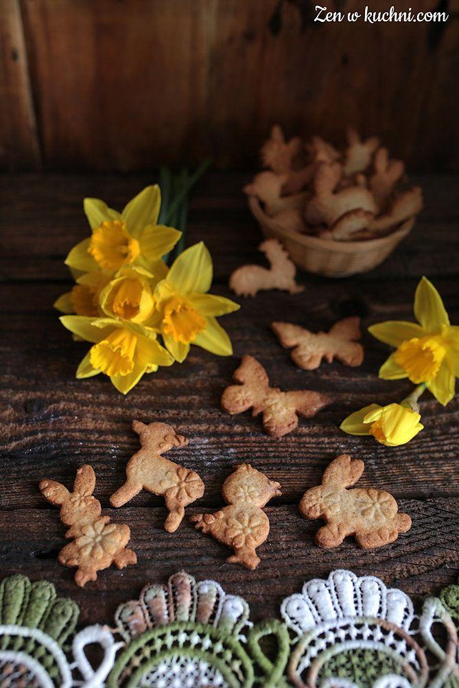 Herbatniki migdałowe   Zen w kuchni