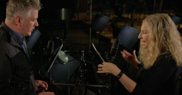 """In this behind-the-scenes look at her new album, """"Encore: Movie Partners Sing…"""