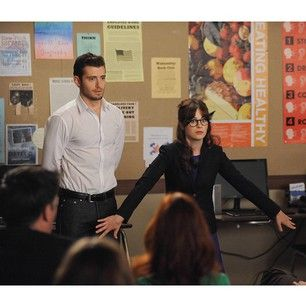 When he showed up on New Girl recently, playing a teacher named Ryan with an, uh, interesting last name. | 21 Reasons To Make Julian Morris Your New Bae