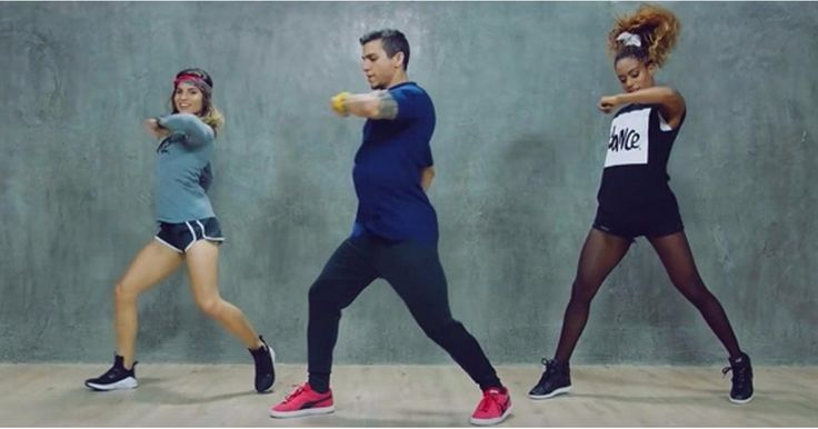 "The Internet Can't Get Enough of This Dance Video to CNCO's ""Reggaetón Lento"""