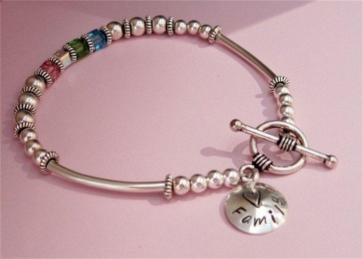 Simply Lula hand-stamped jewelry! Made in Indiana!