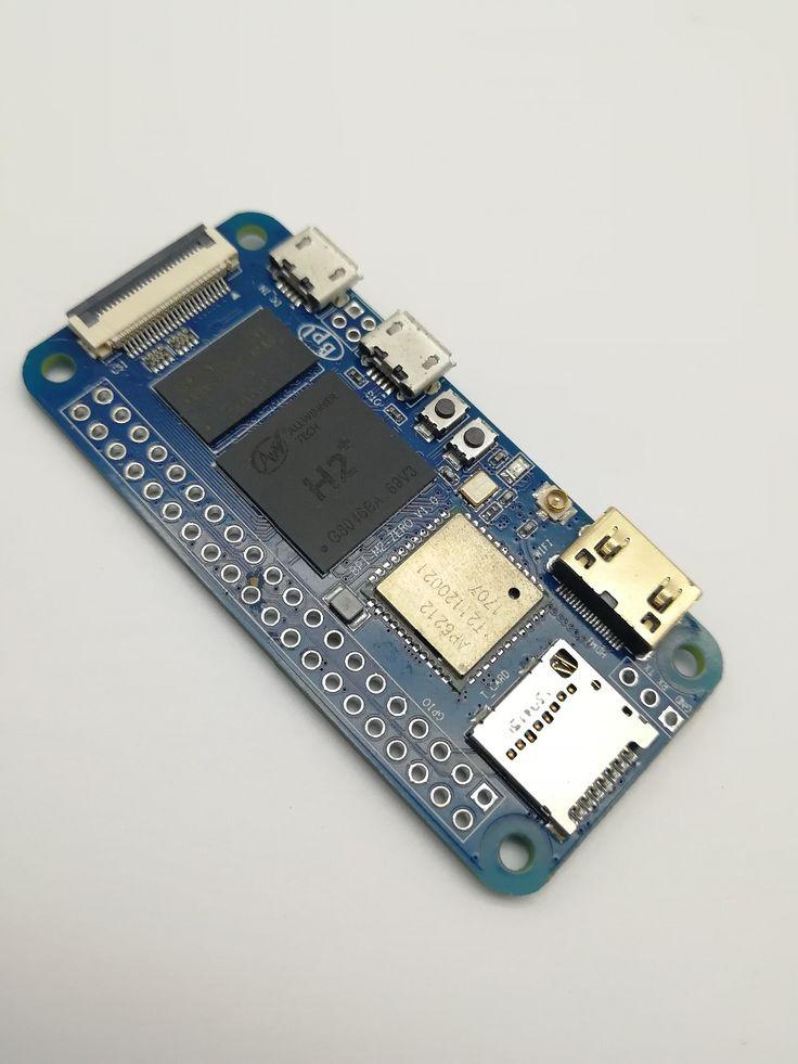 Allwinner H2  Open source hardware platform BPI M2 zero all ineter face same as <font><b>Raspberry</b></font> <font><b>pi</b></font> Zero W