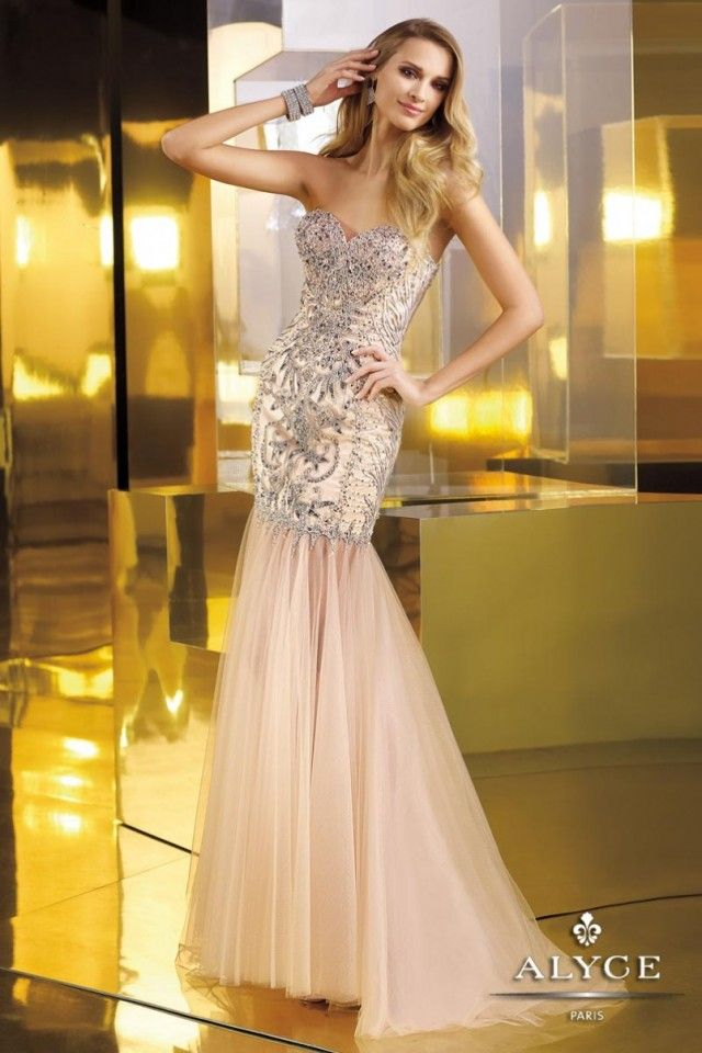 Claudine for ALYCE Paris   2013 fall dress collection