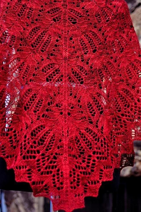 I'm going to make this. I love Kitman Figueroa's designs. #etsy #ravelry #knitting