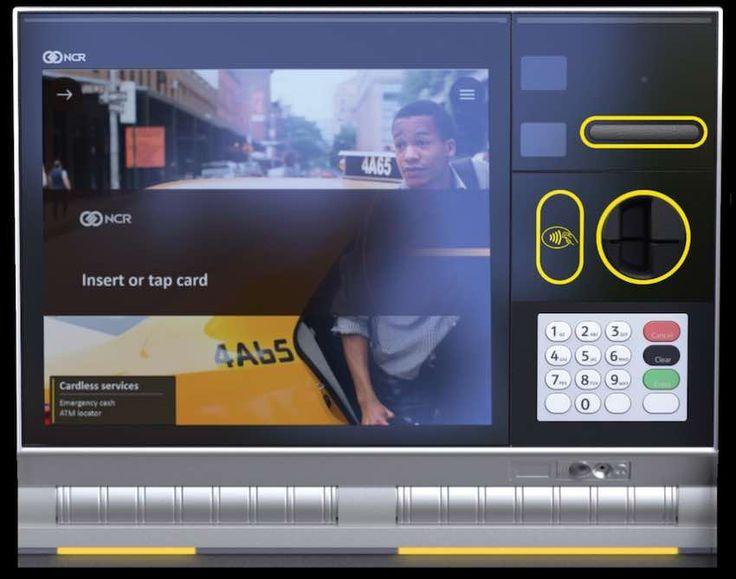 En los nuevos cajeros automáticos la tecnología aparece como primordial, siendo muy relevante en las operaciones realizadas por el usuario.