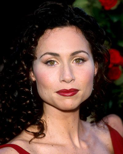 """Amelia Fiona """"Minnie"""" Driver (born 31 January 1970) is a British actress and singer-songwriter. She was nominated for an Academy Award for Best Supporting Actress for her performance in the film Good Will Hunting, and an Emmy Award and a Golden Globe for her work in the television series The Riches."""