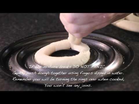 How to Cook - Kransekake (Scandinavian Celebration Cake) #norway #nordic #norsk #norwegian #scandinavian