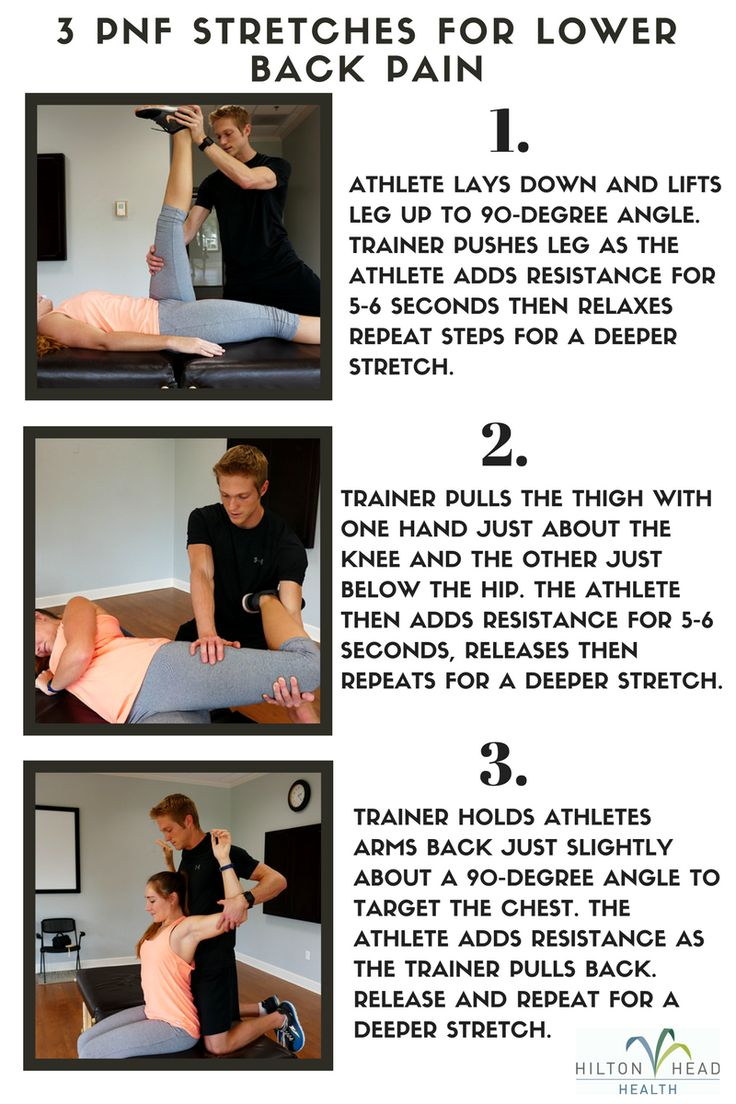 Try these PNF Stretches today to increase flexibility and reduce body aches and pains.