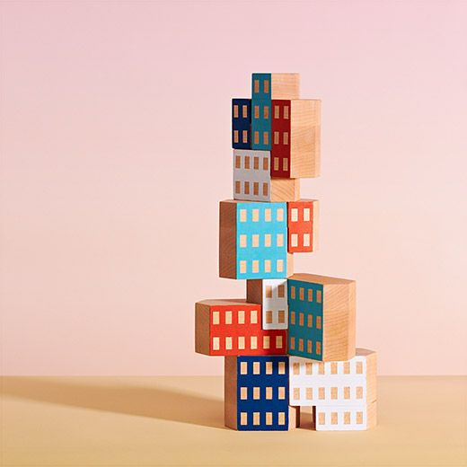Blockitecture | MoMA