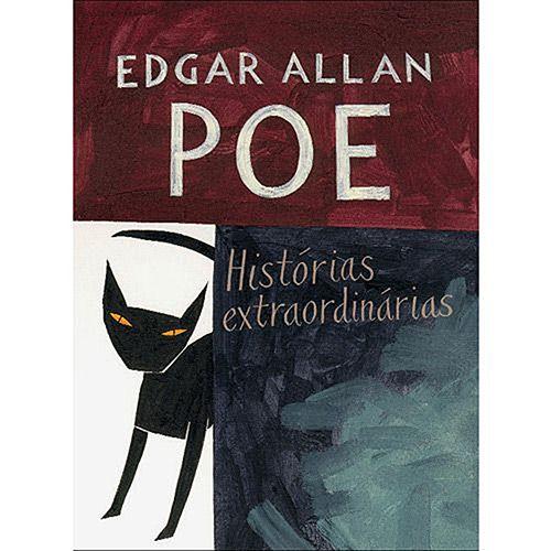 Livro - Histórias Extraordinárias
