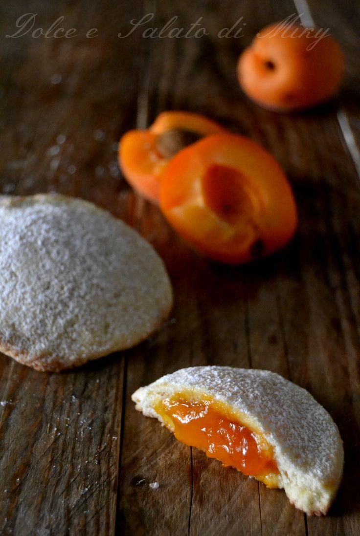 ITALIAN LANGUAGE BLOG--NEED TRANSLATION TO ENGLISH ricetta biscotti alle albicocche| Dolce e Salato di Miky