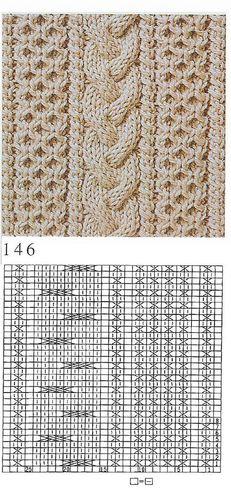 tejer patrón de tejer patrón # 22