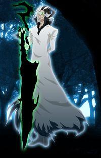 bleach ichigo zangetsu | Image - Hollow Zangetsu Shikai.png - Bleach Fan Fiction…