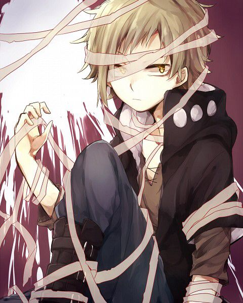 """""""I've been lying so much that now even when I speak the truth, people perceive it as a lie."""" -Shuuya Kano (Quote made by me for Yobanashi Deceive)"""