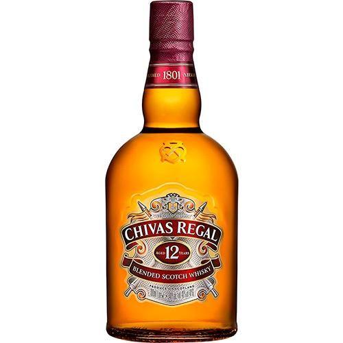 (Americanas) Whisky Chivas Regal 12 Anos - 1L - R$ 89,00 1x no cartão + o frete que fode.
