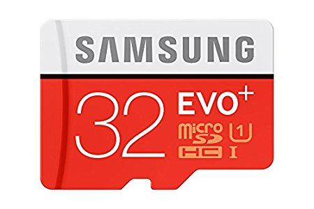 memory Card 32GB at just Rs.  765   Buy Samsung EVO Plus Class 10 32GB MicroSD 80 MB/S Memory Card with SD Adapter (MB-MC32D)