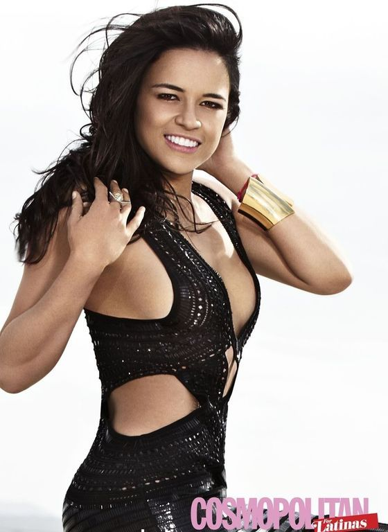 Michelle Rodriguez New Girlfriend | Michelle Rodriguez named Cosmo Latinas Summer 2013 Cover Girl ...