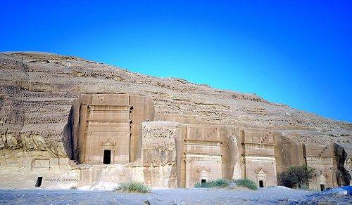Mitología Árabe: Salih, la ciudad de Thamud y la ira de Dios ...