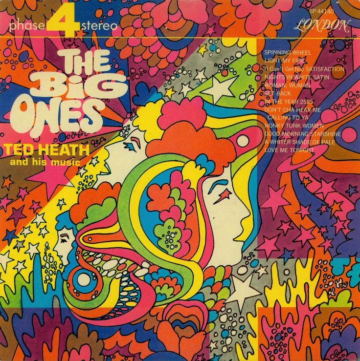 Ted Heath and His Music  The Big Ones  1970