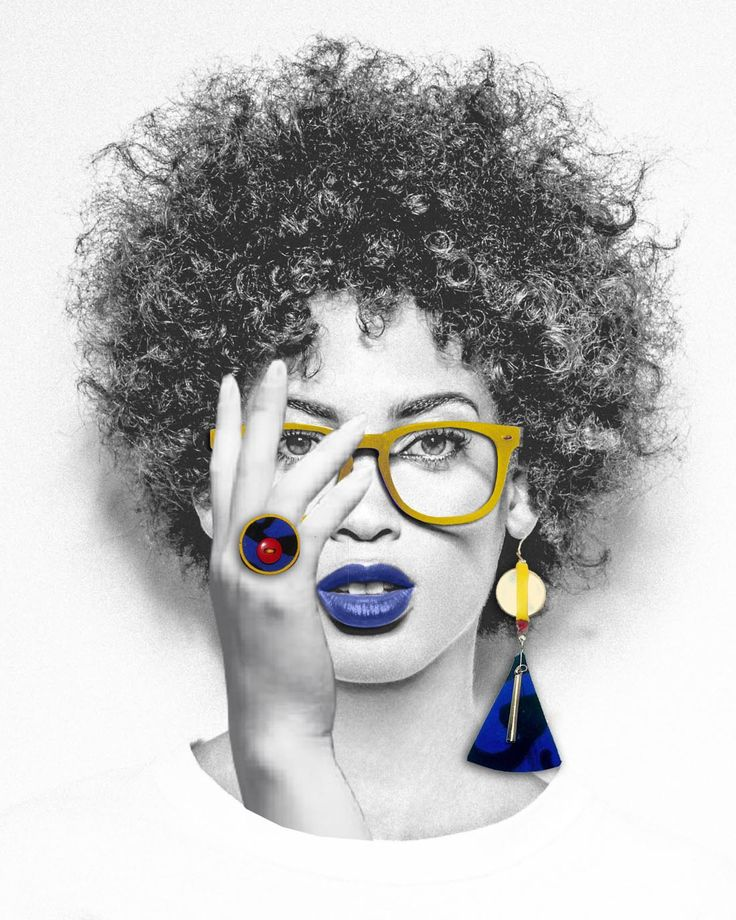 #blu #ring and #earrings made with #african #wax #tissues!!! #african #inspiration #color #handmade #madeinitaly #kuaedzart