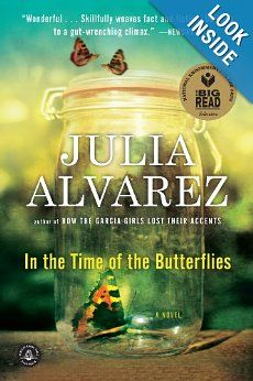 In the Time of the Butterflies: Julia Alvarez:
