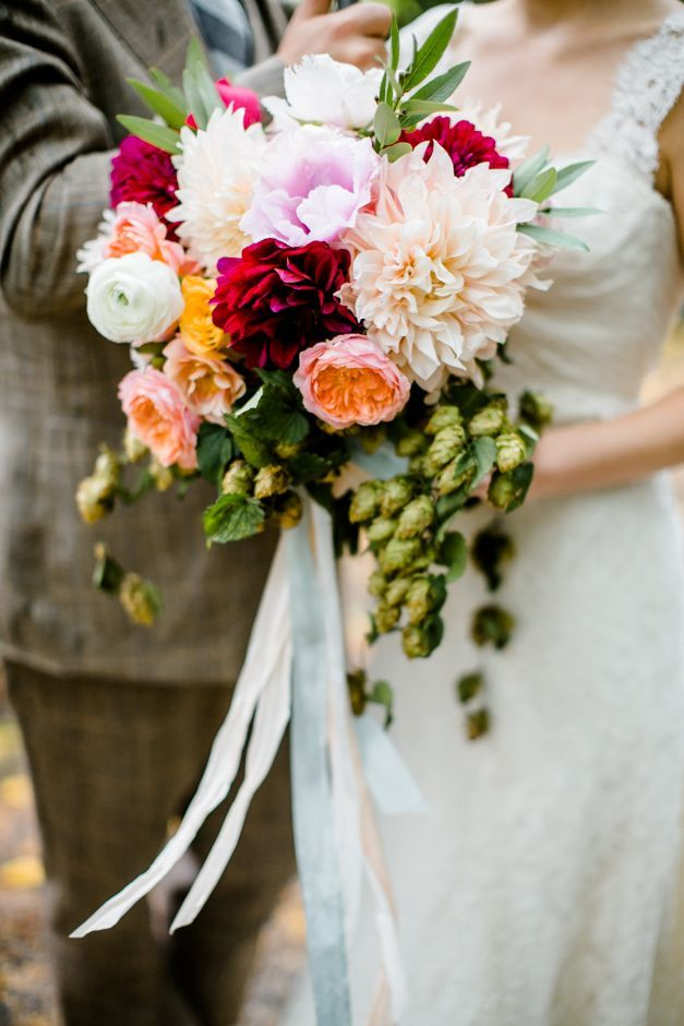 Mountain Wedding at the Lake Eden in NC. Jacin Fitzgerald Events.