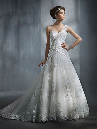 Alfred Angelo Alfred Angelo 2240 Size 10
