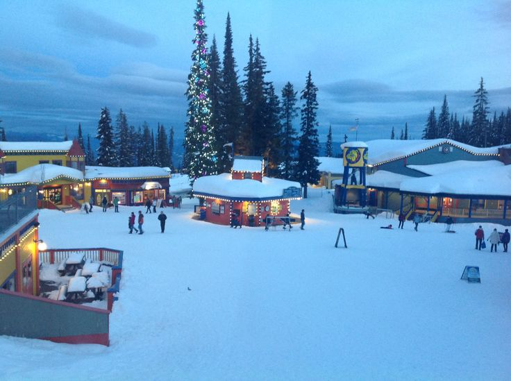 Silverstar Ski Resort, BC www.workplacementcanada.com