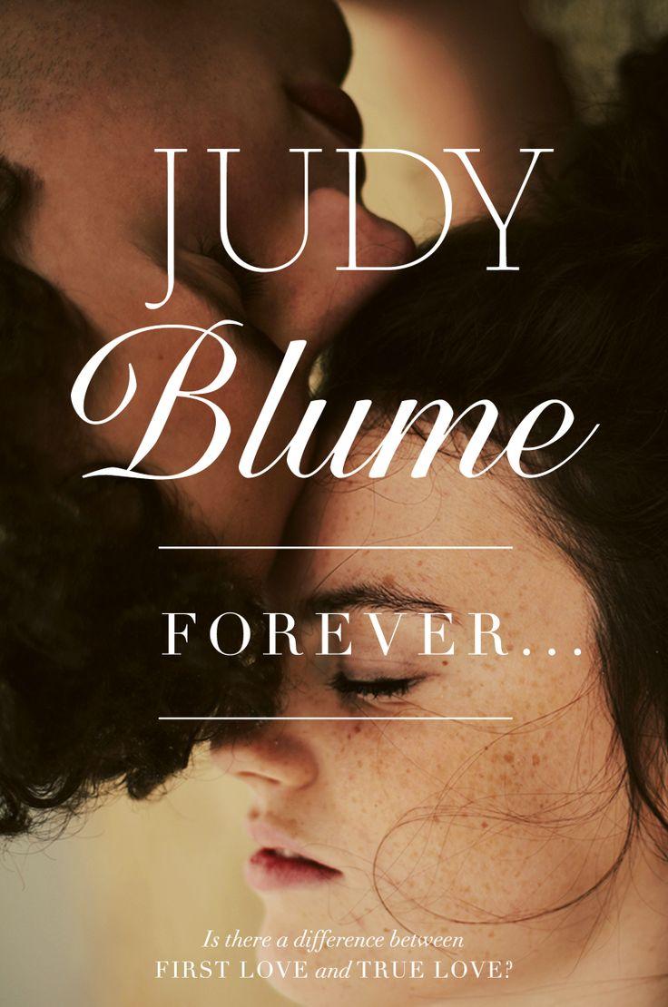 Forever . . . – Judy Blume http://books.simonandschuster.com/Forever/Judy-Blume/9781481414432