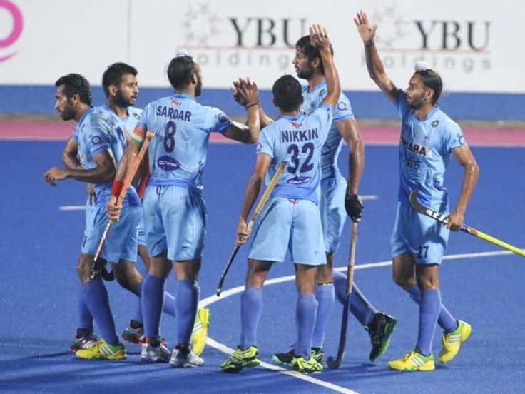 Bhubaneshwar: Hosts India produced a spirited performance to stun Olympic silver medallist Belgium in the shoot-out and progress to the semifinals of the Hockey World League (HWL) final after both the teams were locked at 3-3 at the end of regulation time, here today.