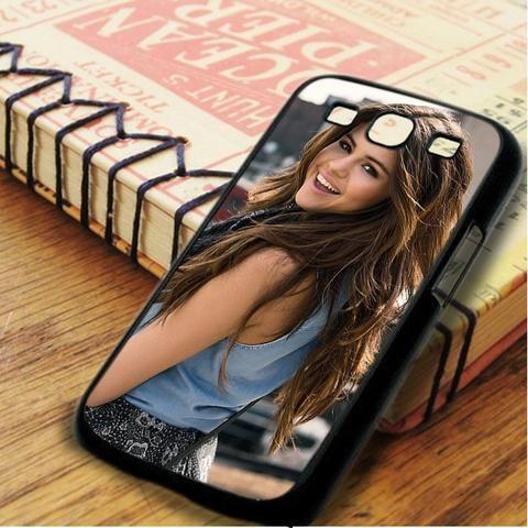 Selena Gomez Singer Beautiful Samsung Galaxy S3 Case