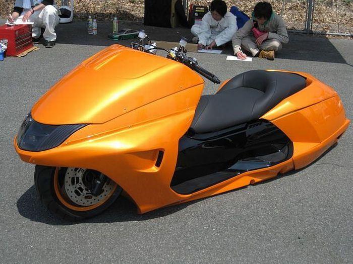 Motos Et Scooters Tuning Au Japon 36883
