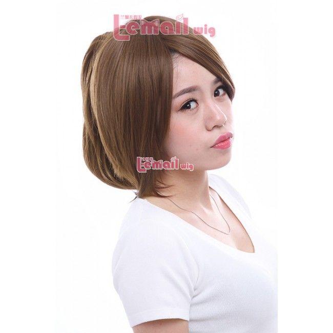 30cm Attack on Titan Sasha Blouse clip on ponytail  coaplay cb62