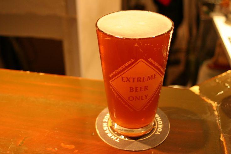 パンチの効いた苦味にハマる人続出!横浜「THRASH ZONE」の過激なクラフトビールはビール好きなら一度は飲むべし - ぐるなびWEBマガジン