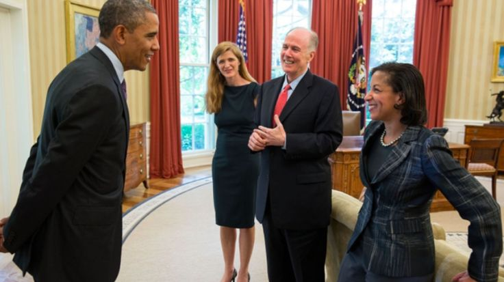 cool Susan Rice wants you to know that she and Condoleeza Rice are two different black women
