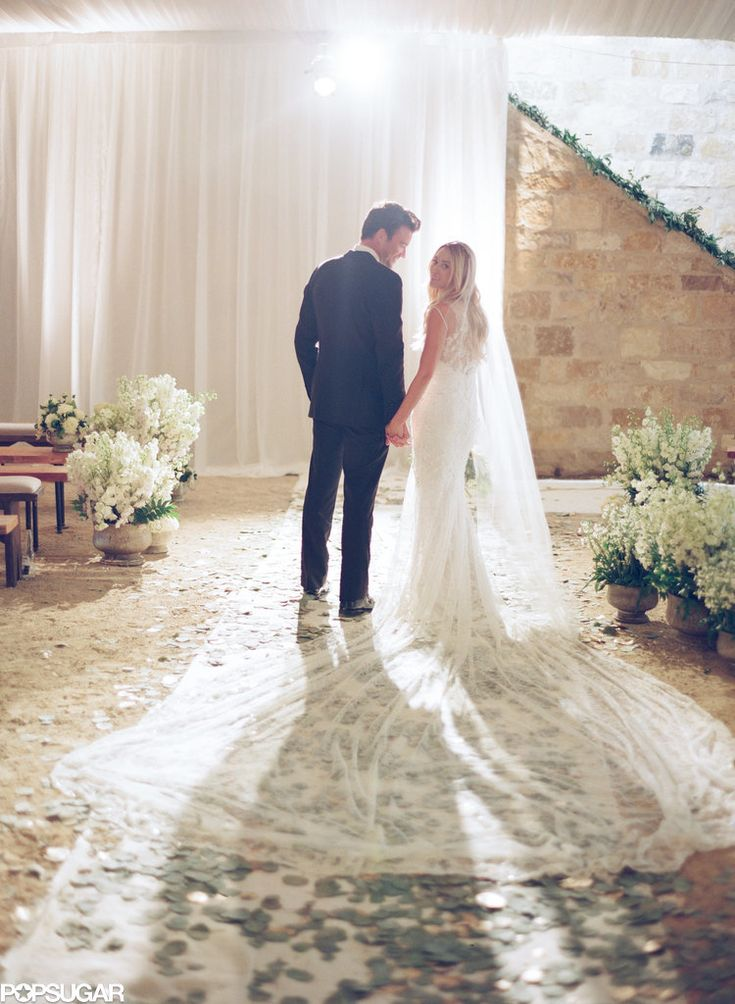 Gorgeous photos from Lauren Conrad's Pinterest-perfect wedding