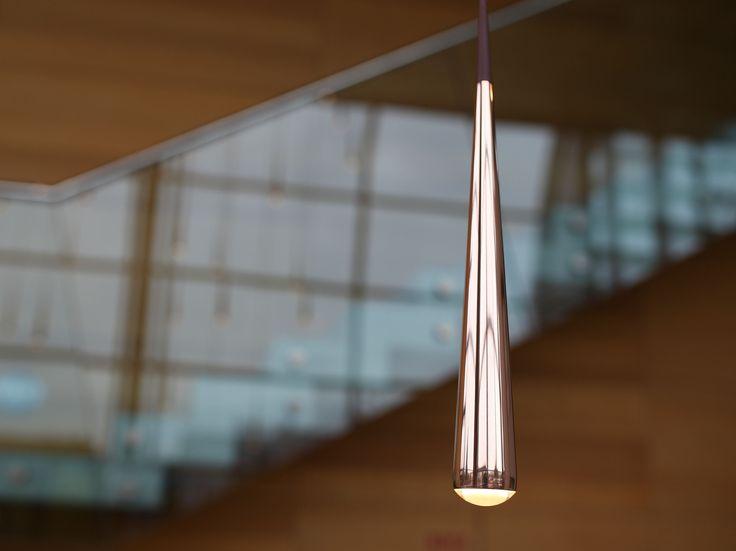 Beautiful LED direct light pendant lamp NICE by Tobias Grau design Tobias Grau