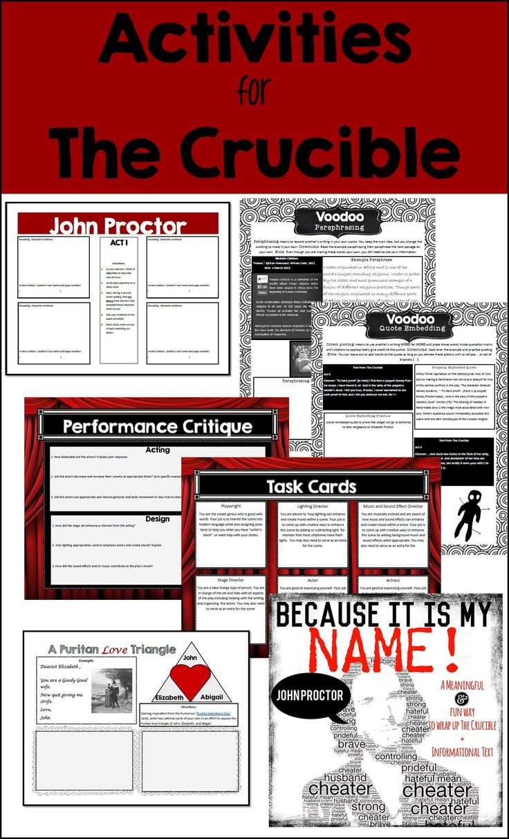 The color red scarlet letter project publish with glogster - Activities For The Crucible Fun Engaging Common Core Based Activities To Bring The