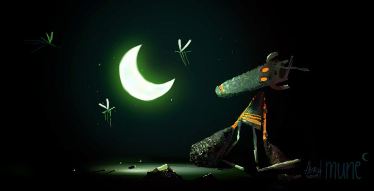 Mr Teckel: MUNE: Guardian of the Moon