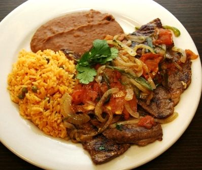 bistec ala mexicana | Receta de bistec de ternera a la mexicana - Chef de Lujo