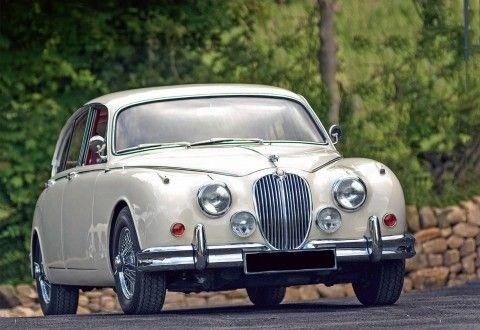 Timeless Elegance Jaguar Mk2 3.8 Automatic Reader Restoration