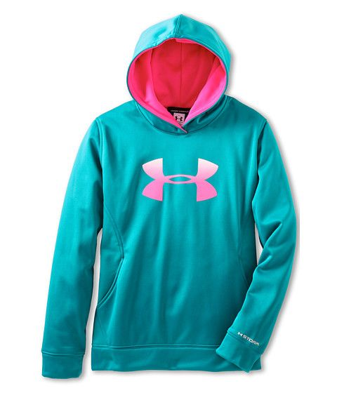 Under armour sweatshirts for girls blue