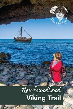 *The Viking Trail in Newfoundland and Labrador, Canada is an amazing road trip that covers two UNESCO world heritage sites: Gros Morne National Park and L'Anse Aux Meadow National Historic Site.